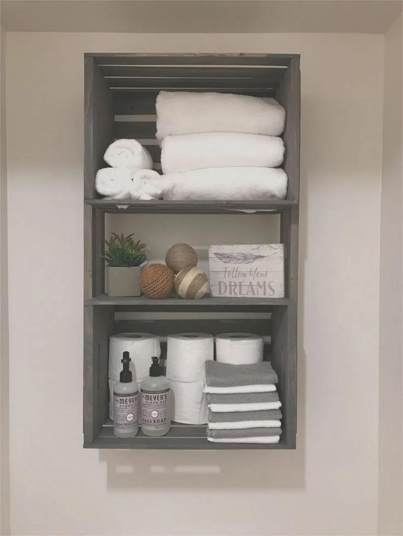 25 Genius Design Storage Ideas For Your Small Bathroom Ikea Bekvam Small Bathroom Bathroom Makeover
