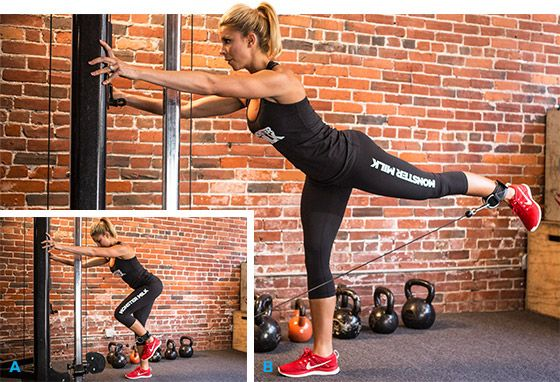 Rock bottom workout