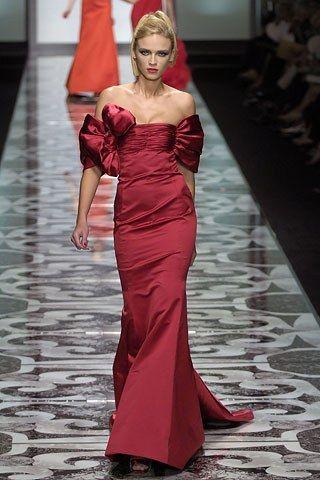 newest 61b61 c0b98 Valentino Fall 2007 Couture Fashion Show nel 2019 ...