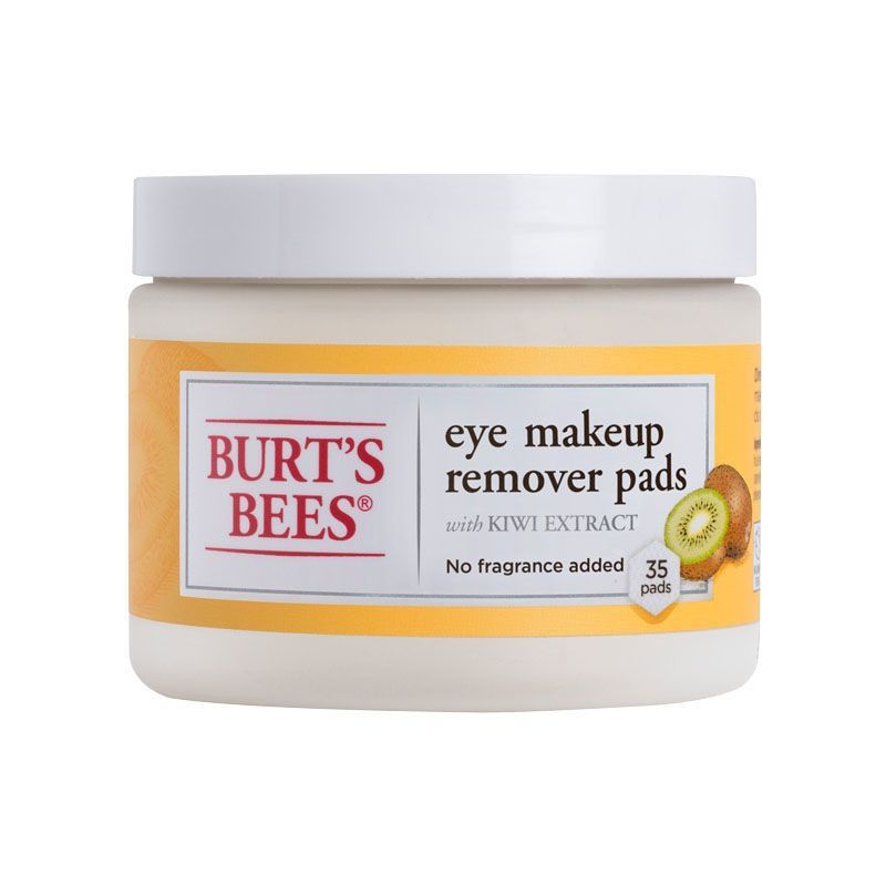 Burts Bees Eye Makeup Remover Pads 35 Ct Products Pinterest