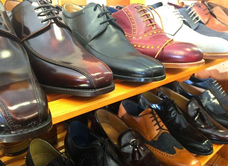 Barker Shoes clearance sale - last