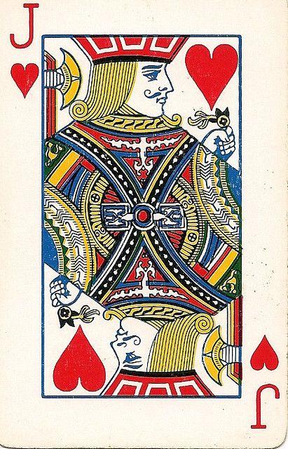 Jack Playing Card Playing Cards Art Playing Cards Design