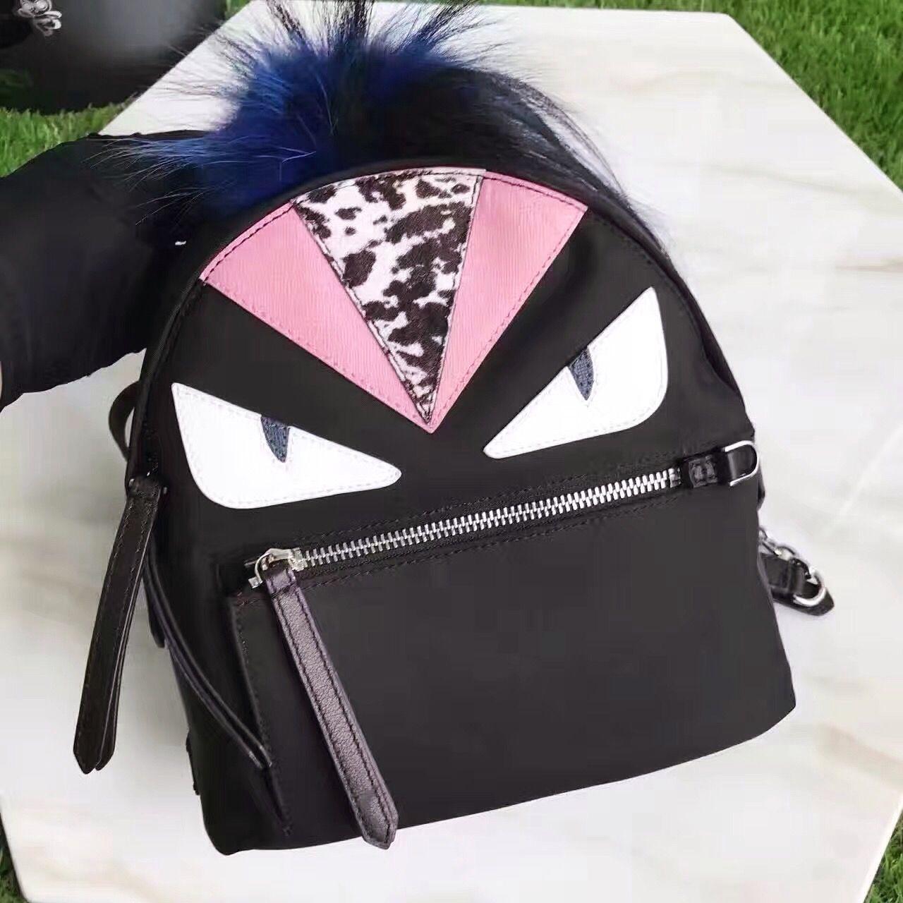 e09099d8d75 Fendi monster eye backpack | Fendi bag