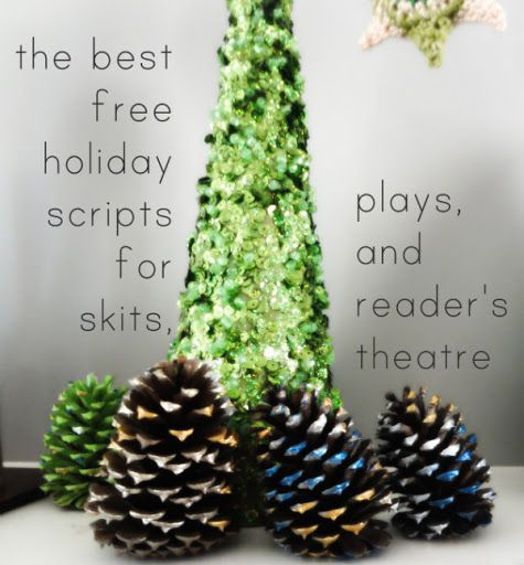 the best free online holiday scripts for plays, skits, and ...