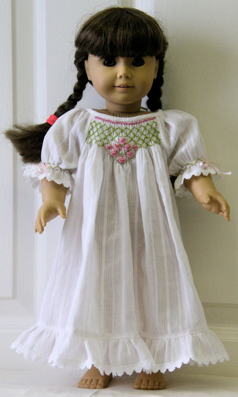 Emily Nightgown and Pyjamas PDF pattern for 18\