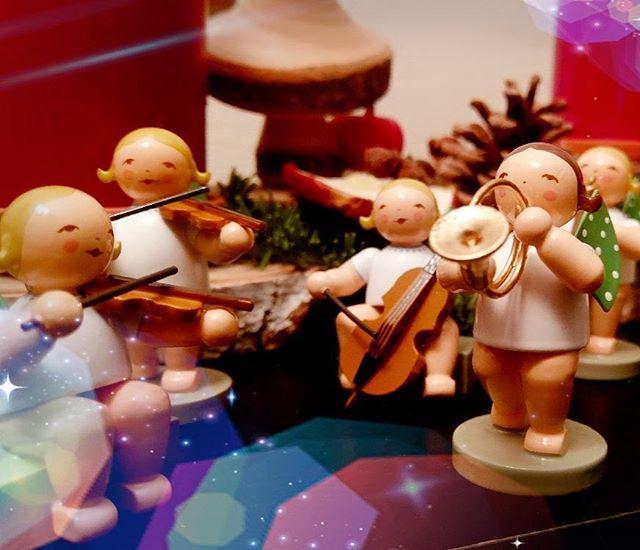 Katrin Muller Auf Instagram Eine Wunderschone Adventszeit Euch Allen Advent Orchester Wendtundkuhn Engel Wi Christmas Ornaments Holiday Novelty Christmas
