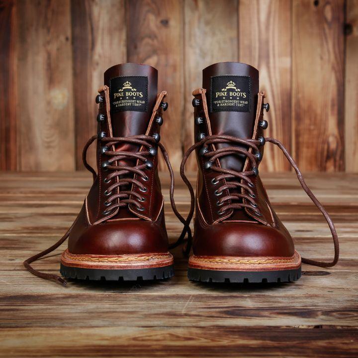 1946 Mountaineer Boots bourbon brown | Männer stiefel