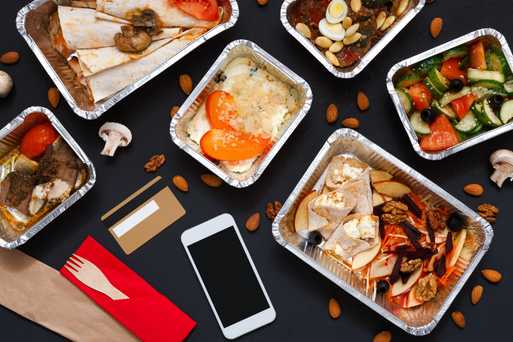 Your Guide To Doordash Grubhub And Uber Eats Promo Codes The Points Guy In 2020 Money Saving Meals Food Delivery Eat