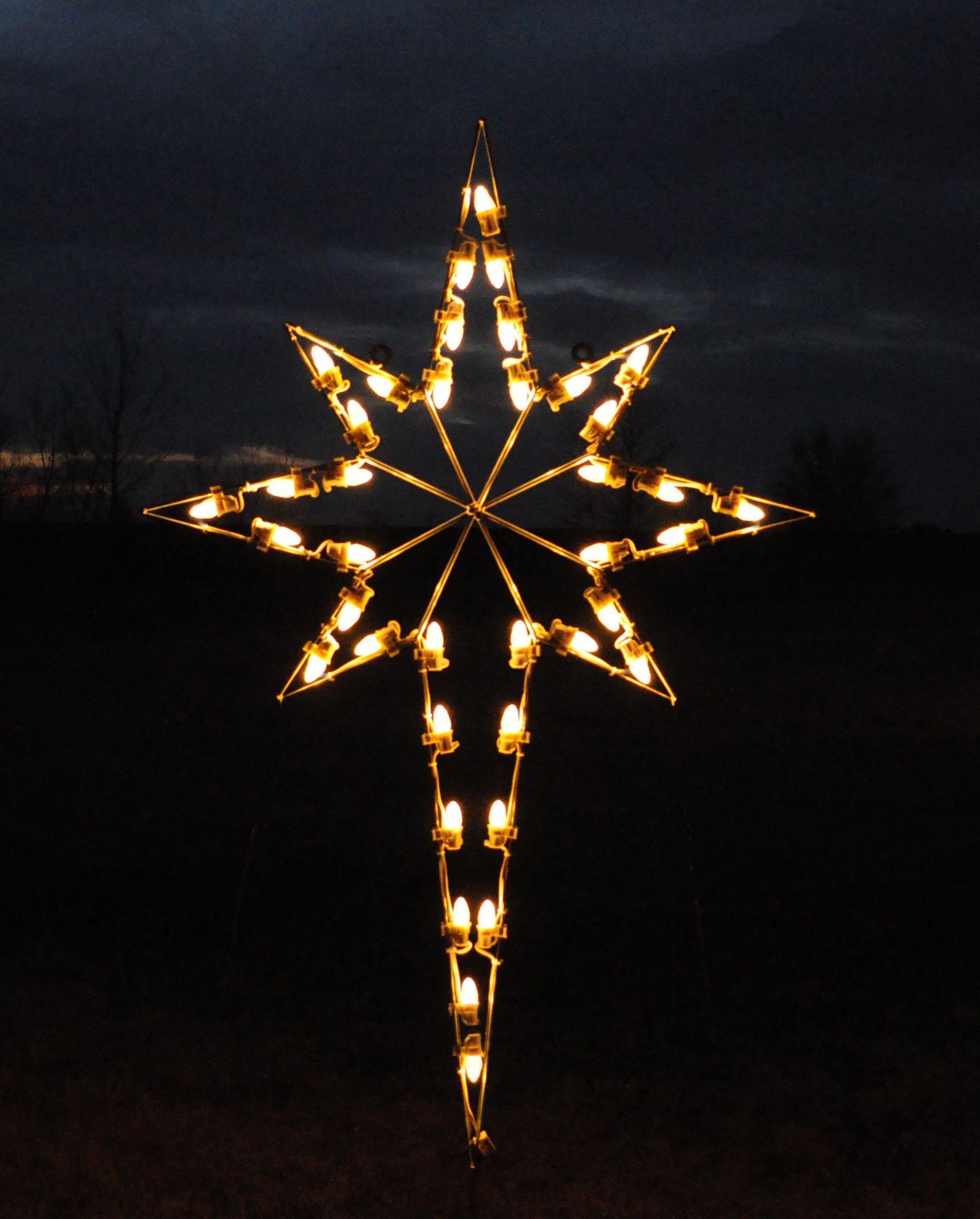 star christmas lights Google Search Hängende