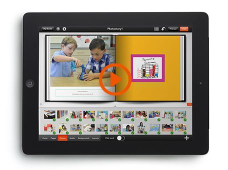 Shutterfly Photo Story for the Classroom Shutterfly