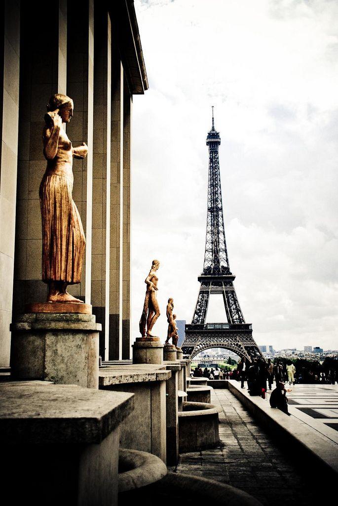 Paris point of view.