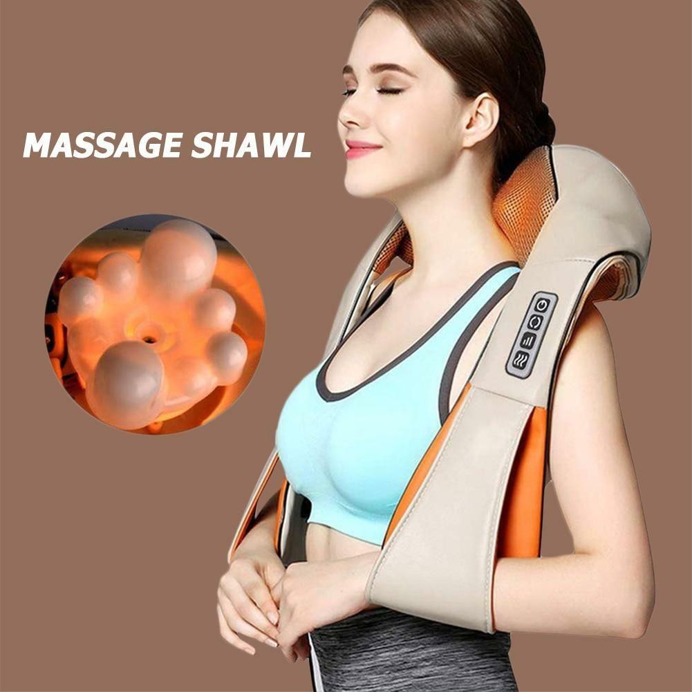 11+ U Shape Electrical Massager Shawl