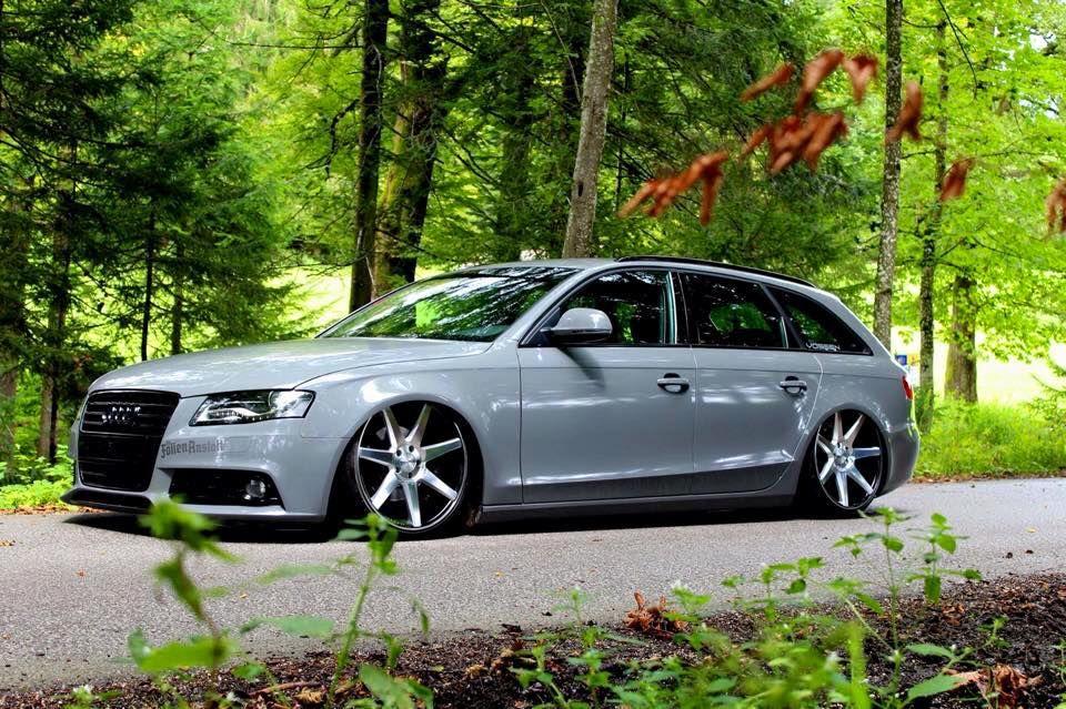 Audi A6 Avant Custom Vossen Cv7 Customer Submissions