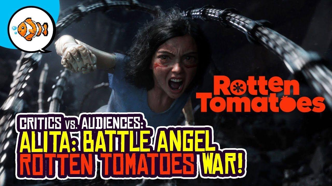 Battle Angel Rotten Tomatoes