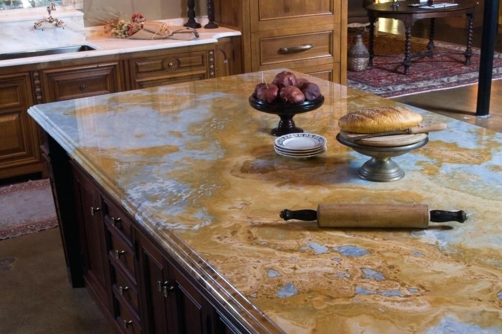 Epoxy Kitchen Countertops