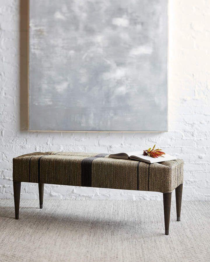 Magnificent Elijah Palecek Bench In 2019 Products Bench Furniture Theyellowbook Wood Chair Design Ideas Theyellowbookinfo