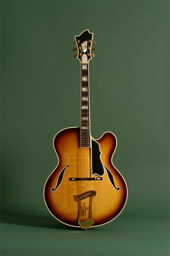 D'Aquisto jazz guitar
