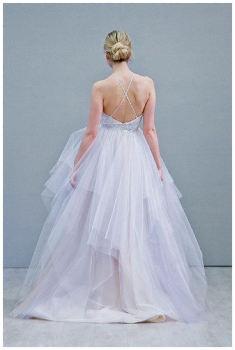 Nicoletta gown by Hayley Paige. Wedding Dress. #Justgotpaiged ...