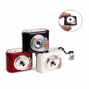 X3 Mini DV Mini DVR Camera Recorder Video Camera Mini Camcorder Sports DV/Camera Sale-Banggood.com