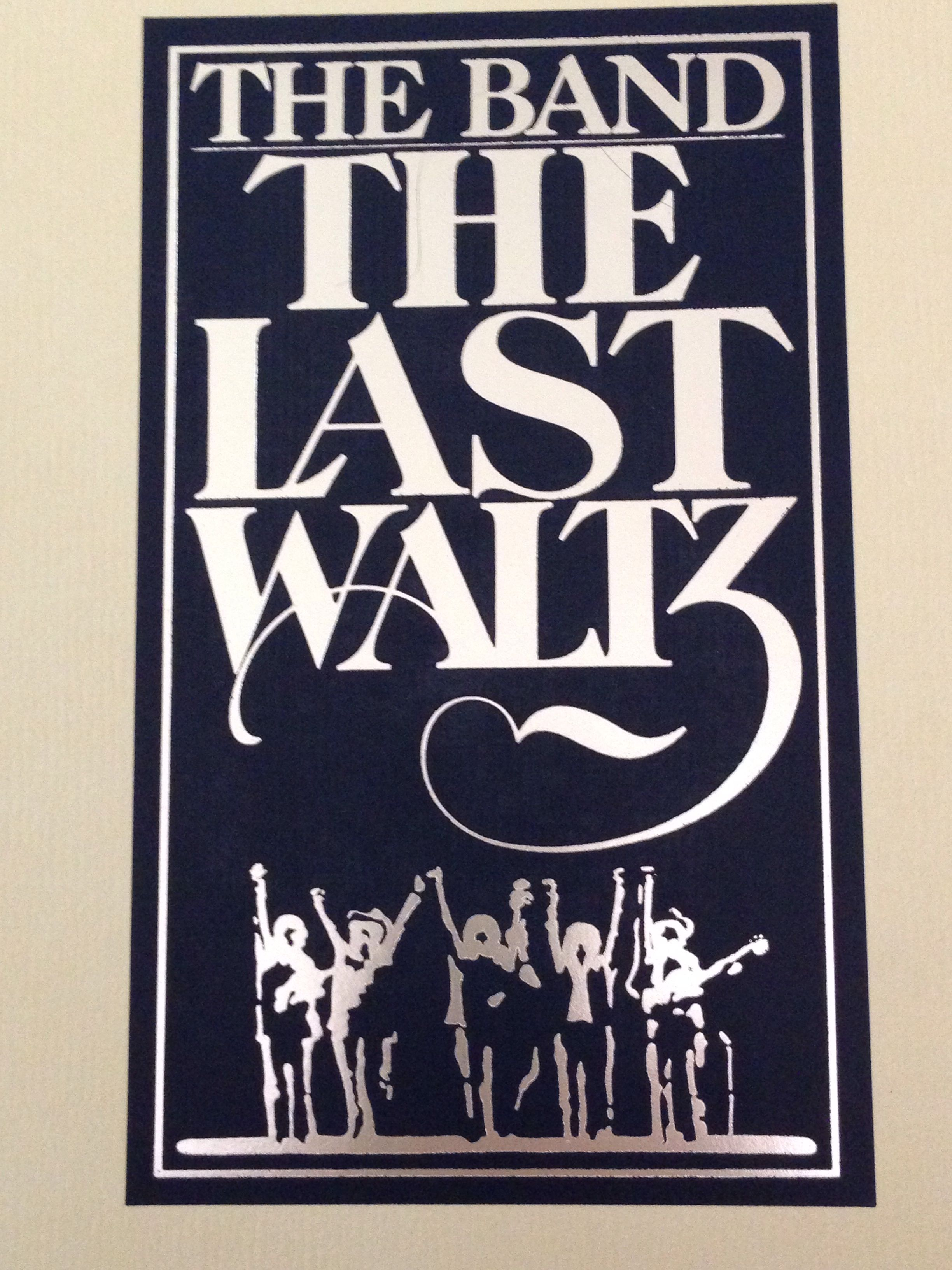 The Last Waltz Re Issue In Vinyl After 35 Years 3 Record