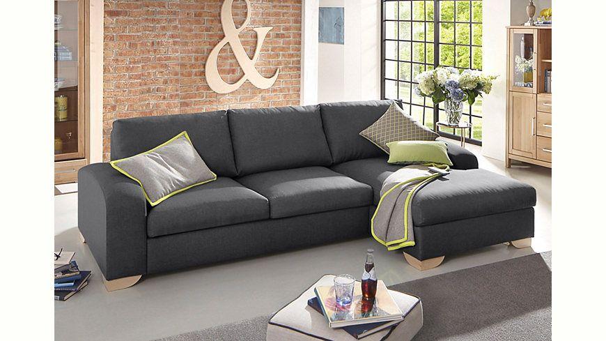 Jetzt Home affaire Polsterecke »Collin« günstig im cnouch Online - wohnzimmer couch günstig