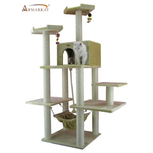 Armarkat Kratzbaum Ac7202 Hundezwinger Katzenmobel Und Heimtierbedarf