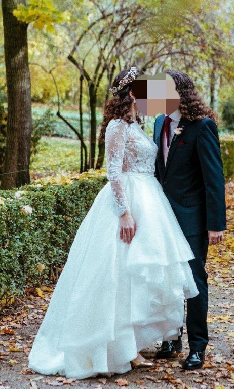 Rosa Clara Niher Nevin, $3,500 Size: 12 | Used Wedding Dresses ...