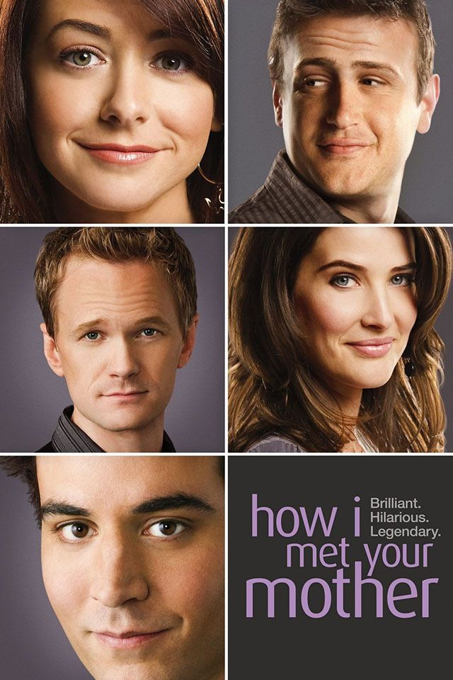 How I Met Your Mother Cast How i met your mother, I meet