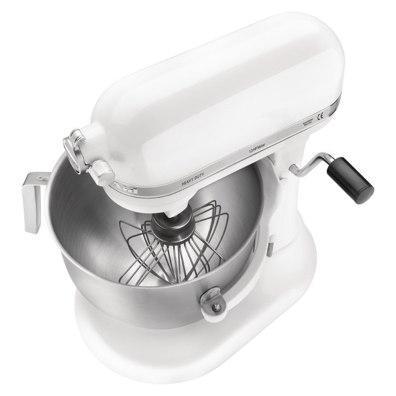 Best Kitchenaid Heavy Duty Stand Mixer 5Ksm7591Xbwh 400 x 300