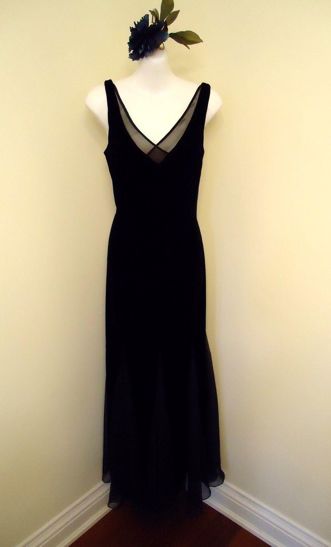 Reserved for seagullsaysmine vintage niki originals formal black