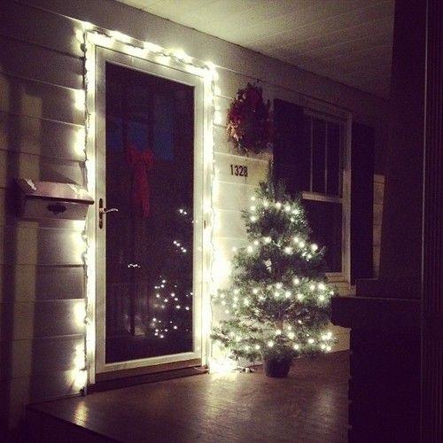 simple xmas decoration Christmas Pinterest Xmas decorations