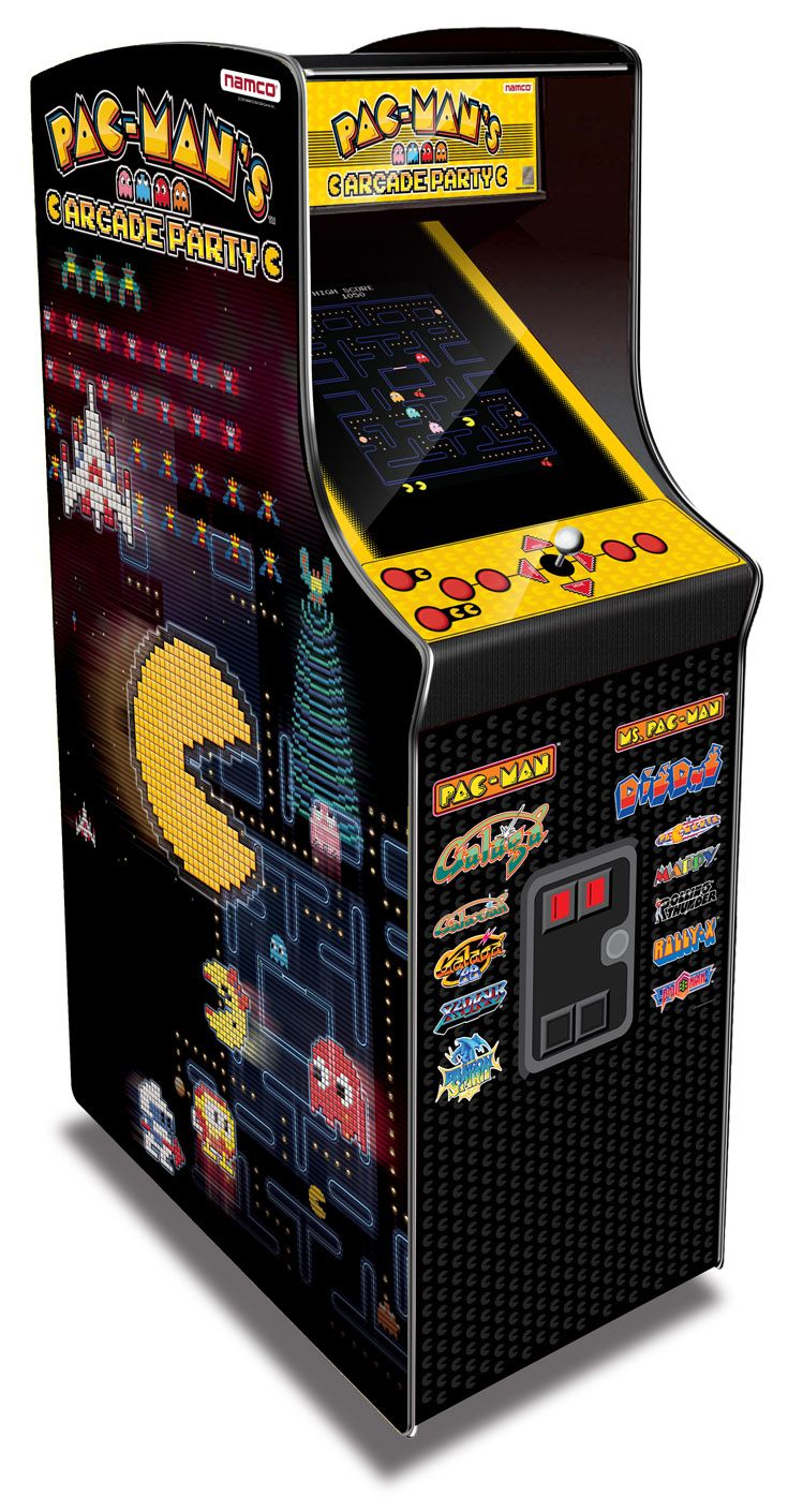 Pac Mans Arcade Party This One Would Be Uber Cool Retro Gaming Pachinko Machine Wiring Diagram