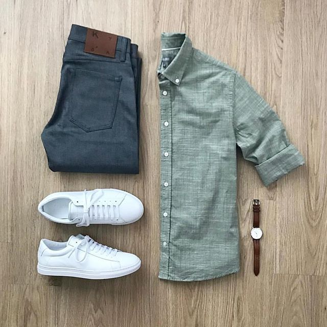 "Men's Fashion Outfit Grid on Instagram: ""�Tag & Follow @manfashiongrid at your photos for chance to be featured here !� � by @flygrids __________________________________________…"""