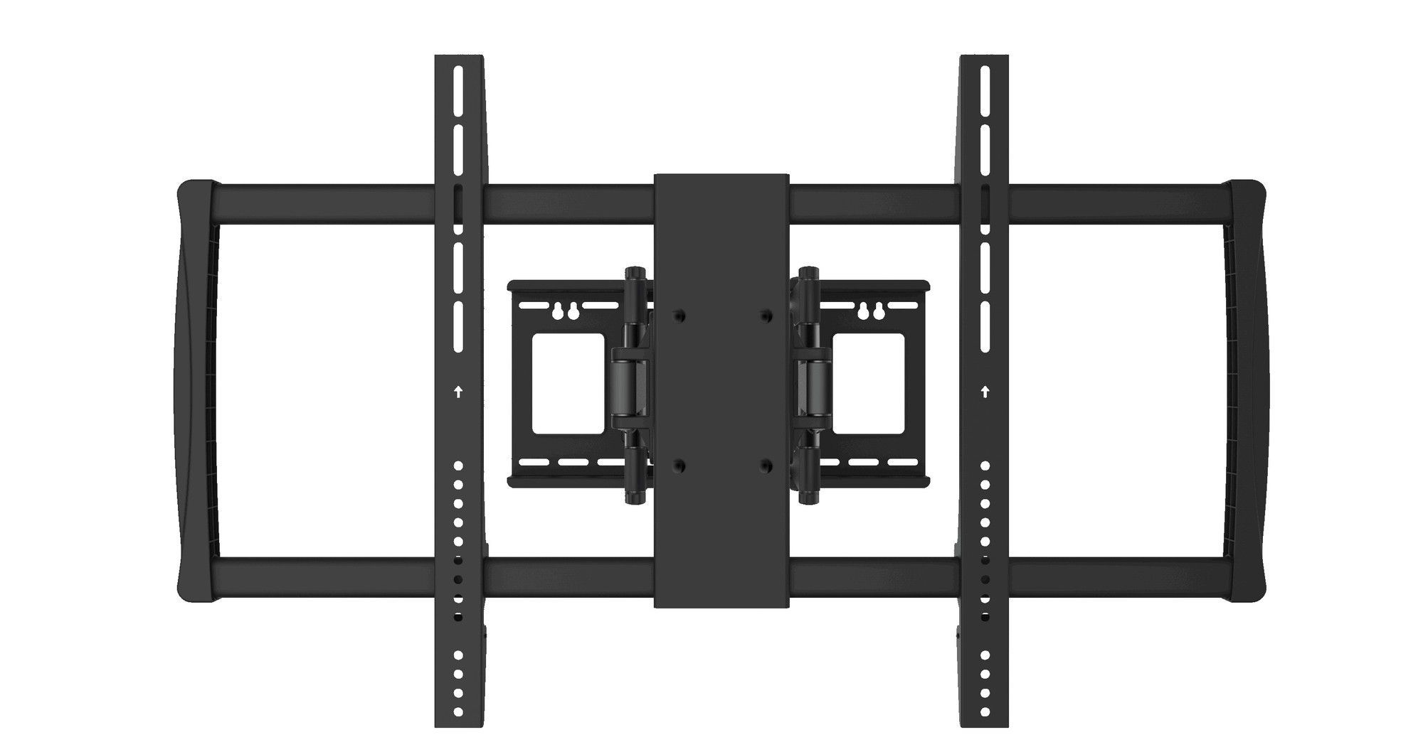 Full Motion Tv Wall Mount For 60 100 Flat Panel Screens Wiring Diagram