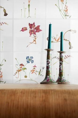 Ceramica BARDELLI | Fatine Buffe (design di Maddalena Sisto)