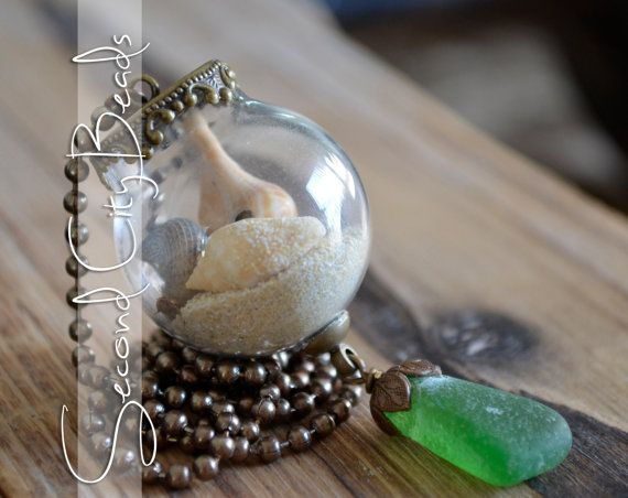 Diy jewelry supplies glass globe pendant mini glass terrarium diy jewelry supplies glass tube pendant mini by secondcitybeads 375 aloadofball