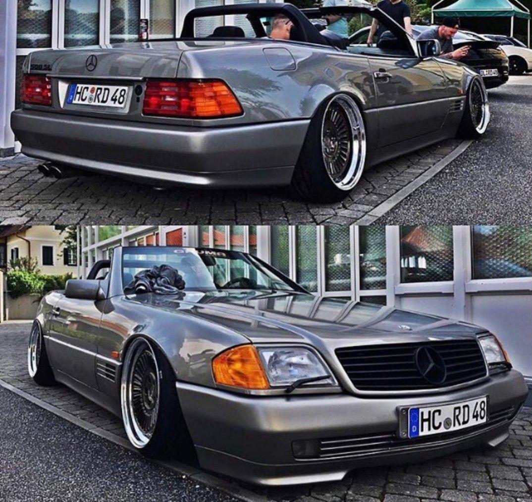 Mercedes Benz 500sl Convertible R129 Mercedes R129 Mercedes
