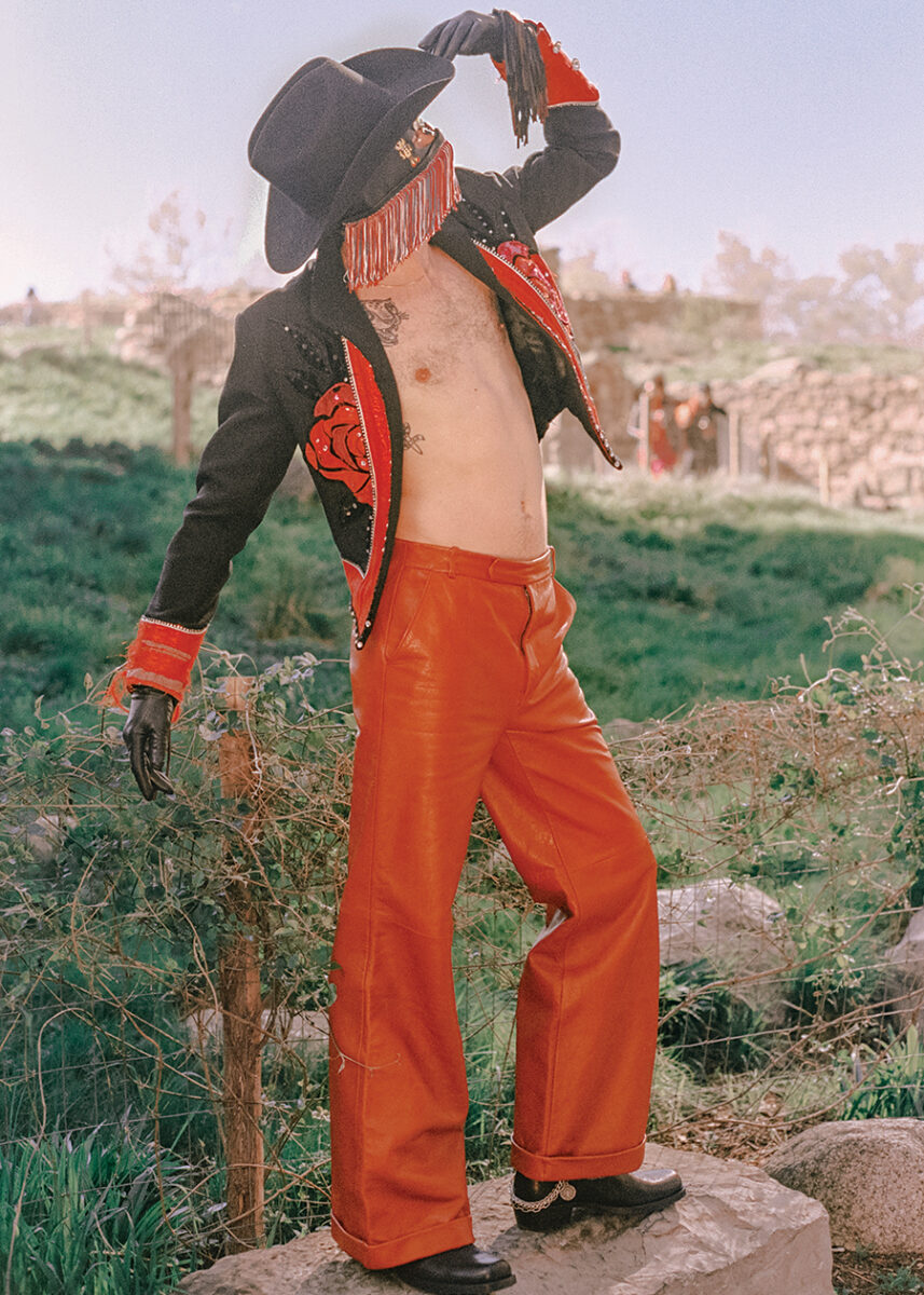 COVER STORY: ORVILLE PECK