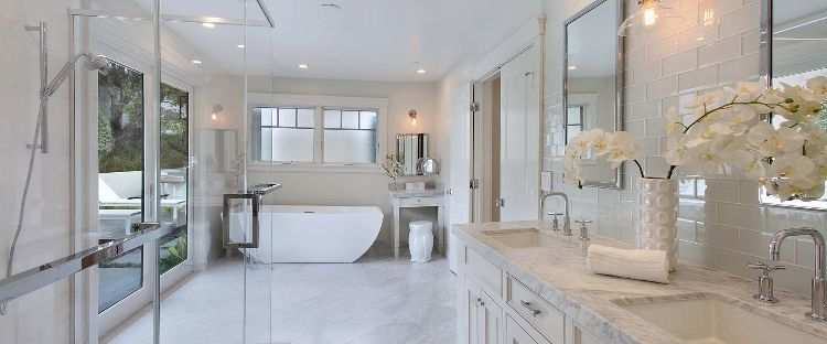 quarz arbeitsplatte badezimmer quarzkomposit badezimmerausstattung - wasserfeste farbe badezimmer