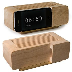 Areaware IPhone Alarm Dock U2014 Daily Find