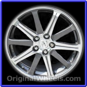 OEM 2009 Acura TL Rims - Used Factory Wheels from OriginalWheels.com