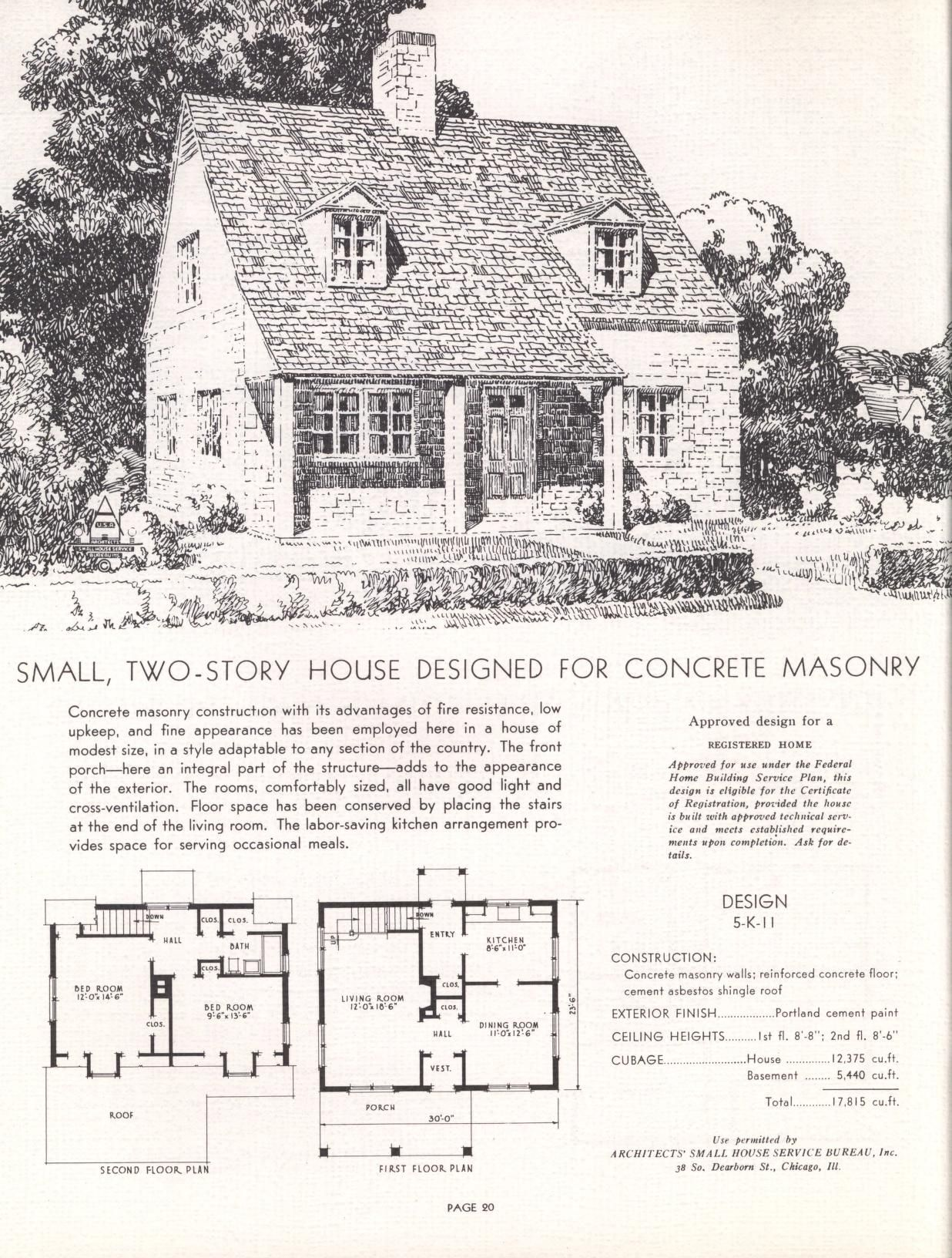 28 Concrete Homes Victorian House Plans Two Story House Design Vintage House Plans