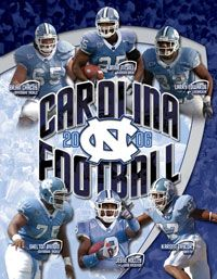 2006 North Carolina Football Media Guide - University of North ...