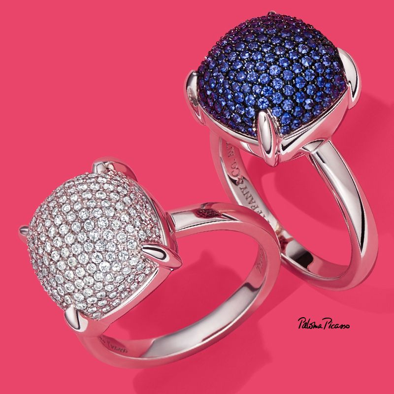 97ecefc39 Paloma's Sugar Stacks:Ring | The Tiffany Valentine's Day Gift Guide ...