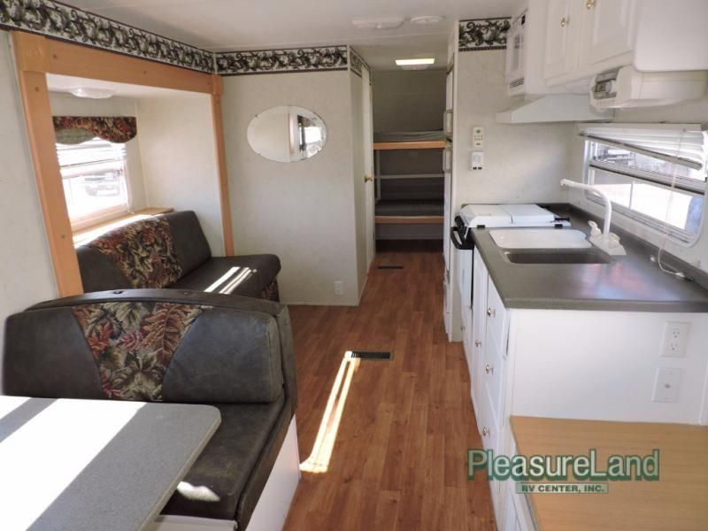 Used 2002 Keystone Rv Outback 25rs S Travel Trailer At