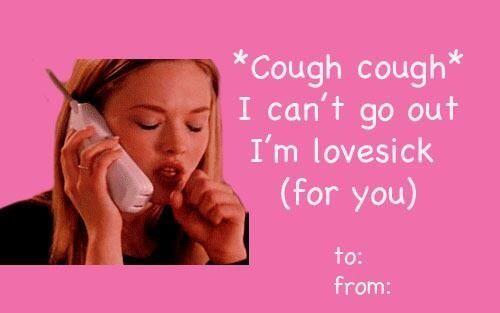 Karen Smith Mean Girls Cute Love Memes Valentines Day Memes Valentines Memes