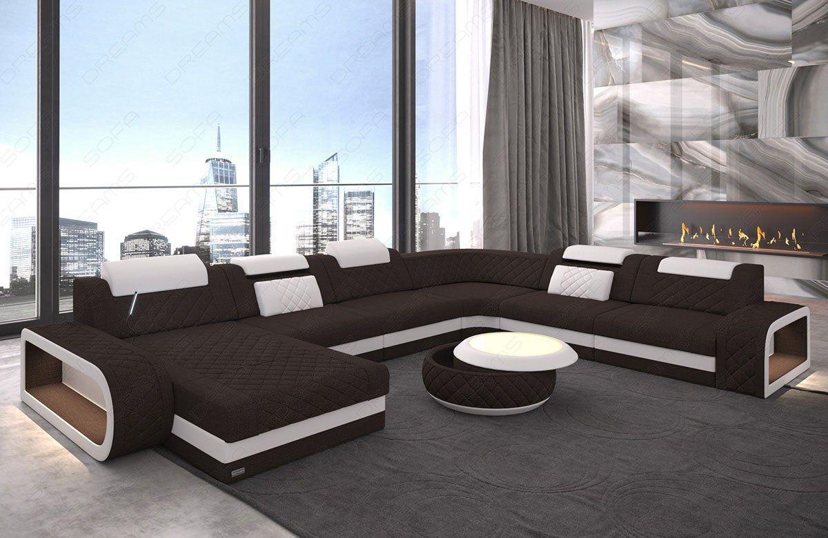 Wohnlandschaft Berlin Xxl Stoffbezug Wohnen Wohnlandschaft Designer Couch