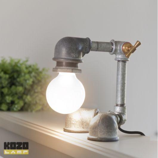 kozo lighting. KOZO 1 Industrial Chic Shelf Lamp By Kozo - Broodr Lighting