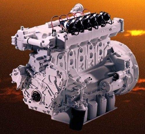 Original Factory Man Industrial Gas Engines E0824 E301