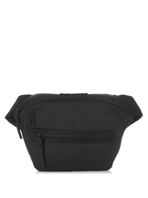 Y-3 Qasa Waist Pouch.  y-3  bags  leather  lining  accessories  lycra   shoulder bags  nylon  pouch   76a21019f2593